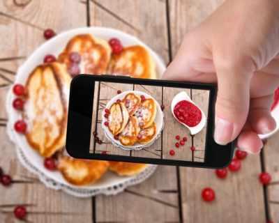Ресторант помага да заснемеш перфектната Instagram снимка