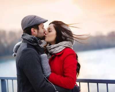 Откриха колко е времетраенето на идеалната целувка