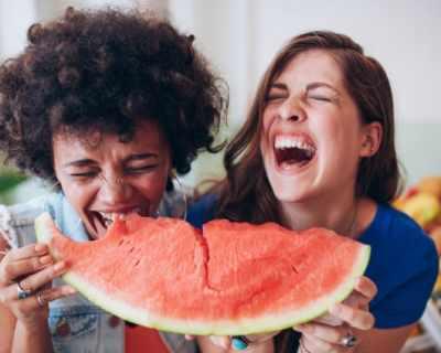 10 храни, които те правят по-щастлива