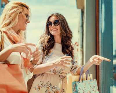 Откриха, че шопингът е по-приятно занимание от секса