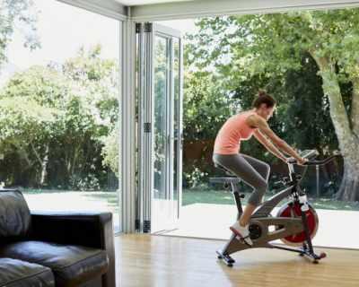За да не използвате домашните фитнес уреди за ...
