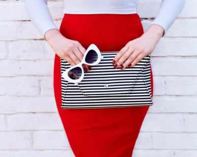 Каква е ролята на червения цвят в облеклото?