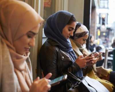 Жените в Саудитска арабия за първи път имаха ...