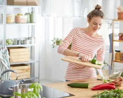 5 трика за по-лесно приготвяне на здравословна храна