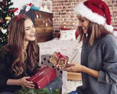 Коледен бюти шопинг: най-добрите комплекти с бяла ...
