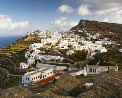 Гръцките острови, идеални за бягство от тълпите: ...