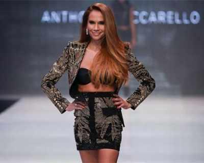Ивайла Бакалова е лицето на седмия сезон на Sofia Fashion ...