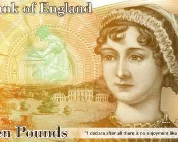 Английската централна банка пуска нова банкнота с ...