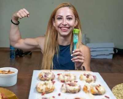 По-силни с Жаси: Яж всичко и отслабвай