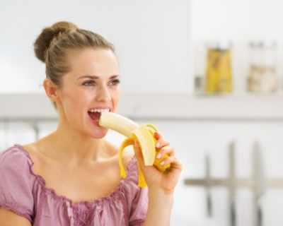Ядем бананите погрешно