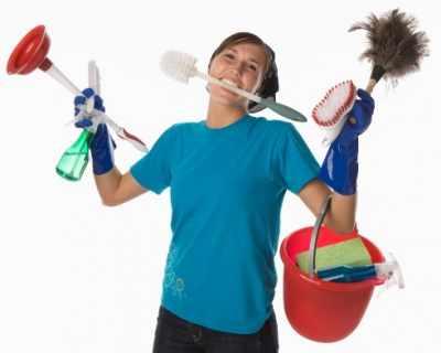 5 грешки, които допускаме при почистване на банята