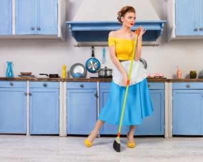 6 места, които да почистите преди вечеря