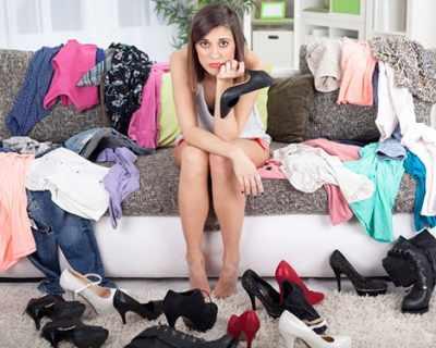 Жените губят три дни годишно в чудене какво да облекат