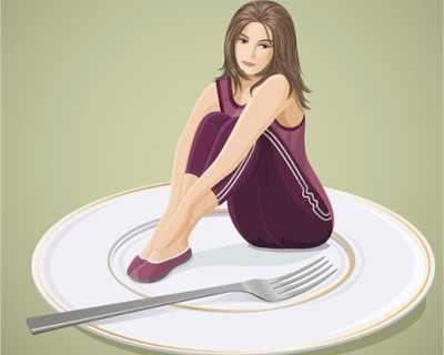 6 болестни отклонения в храненето