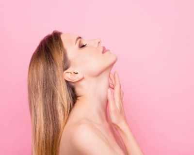 Бръчки на шията - как да ги премахнете?