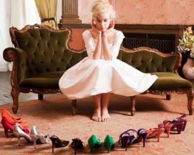 Как да изберем обувки за бала?