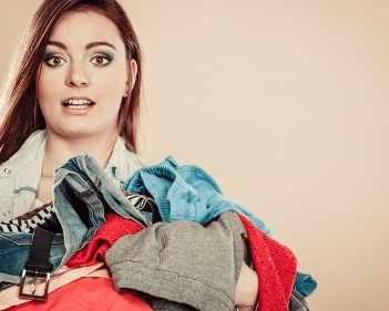 5 вида тъкани, които да не третирате с омекотител