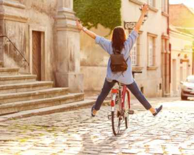 Велосипедистките с повишено сексуално влечение