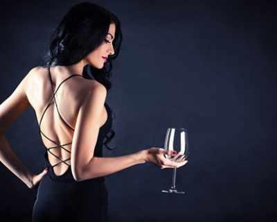 Вино по последна мода