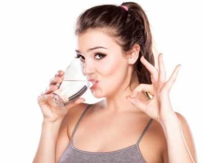 Защо трябва да пием вода?