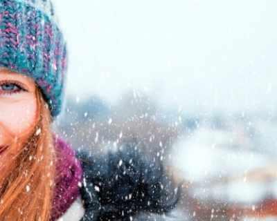 Грижа за проблемната кожа през зимата