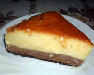 Карамелена торта Кордит Кадир