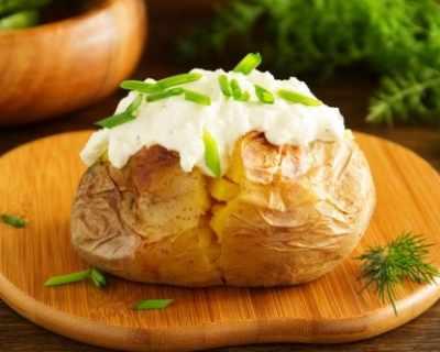 Тайната на печения картоф по британски