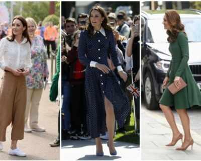 Промени ли се наистина стилът на Кейт?