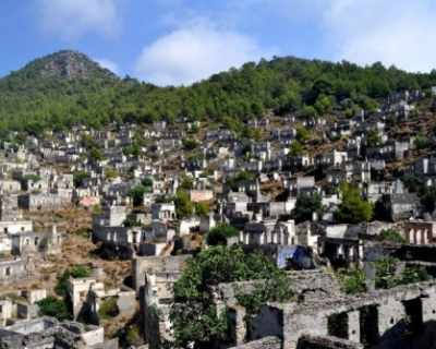 """Каякьой – градът """"призрак"""" в Турция"""