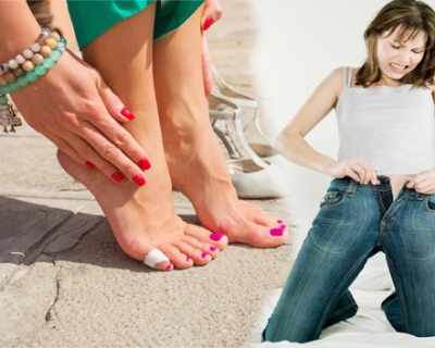 Дрехите и обувките ви създават здравословен проблем?