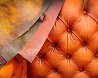 Как да се грижите за кожените мебели?