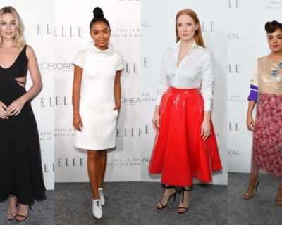 ELLE събра най-красивите жени в Холивуд