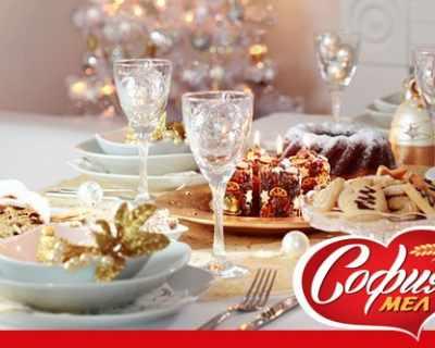 Празничната трапеза – вкусът на Коледа