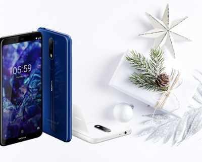 Идеален подарък за Коледа: Nokia 5.1 plus