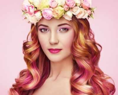 Актуални и нестандартни цветове в косите