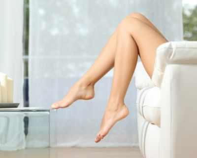 Красиви крака и гладка кожа през пролетта