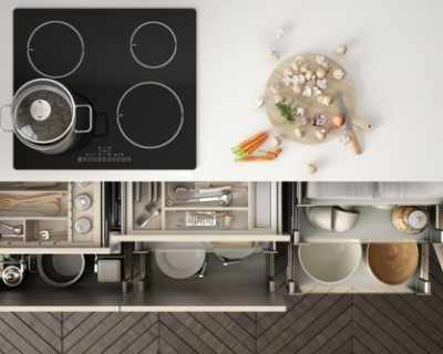 6 идеи за красива и организирана кухня