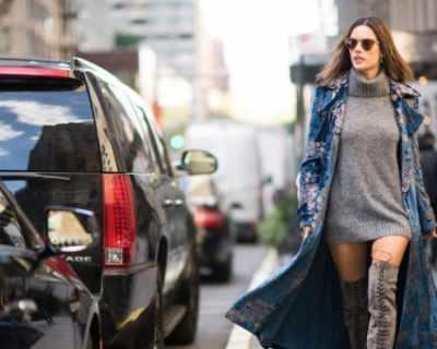 Алесандра Амброзио - безупречен стил не само под ...