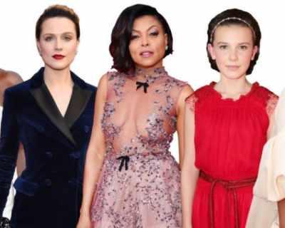 Най-стилните знаменитости, които уважиха Screen Actor Guild ...