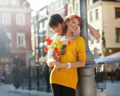 Мъжете се влюбват по-често през пролетта