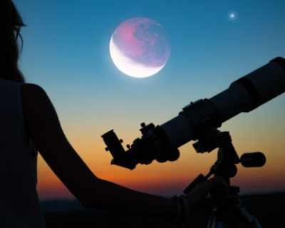Очакваме първото пълно лунно затъмнение за годината