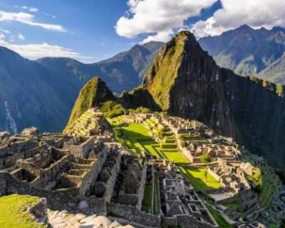 Мачу Пикчу – древното вълшебство на инките