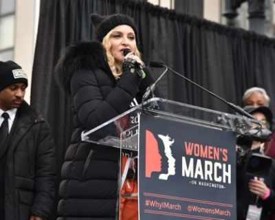 Мадона обясни нецензурните си изказвания