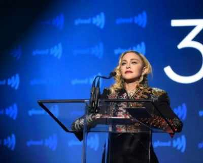 Мадона има антитела срещу коронавируса