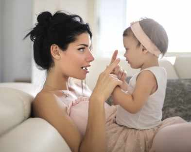 4 сигурни знака, че бебето ви скоро ще проговори