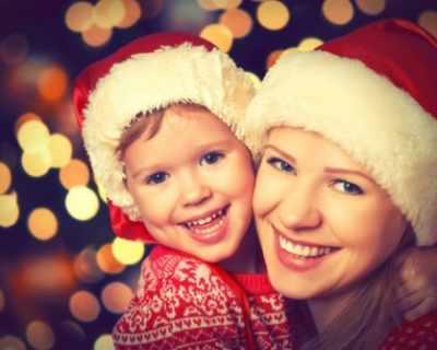 Как да направите Коледата специална за децата
