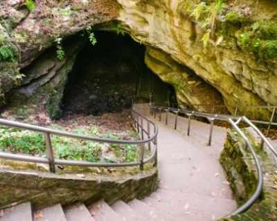 Разходка в Мамутовата пещера - най-дългата в света