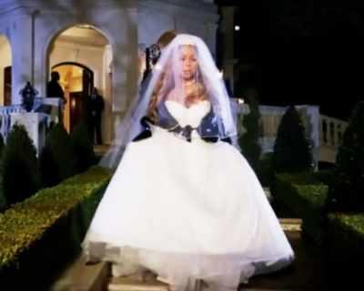 Марая Кери изгори сватбената си рокля, струваща 250 000 ...