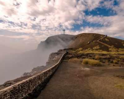 Да оцелееш в гърлото на вулкан