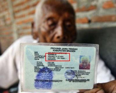 Най-възрастният мъж на света отпразнува 146-я си ...